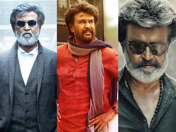 Birthday Special: 15 times superstar Rajinikanth changed his look for the big screen