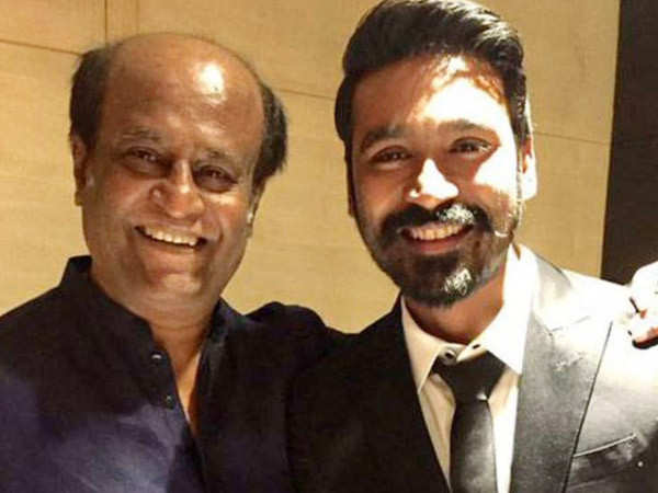 Rajinikanth and Dhanush to collaborate soon?