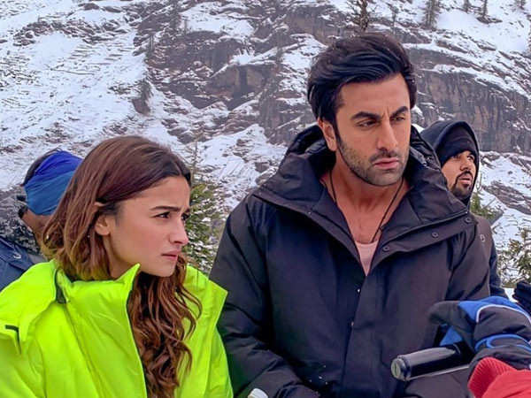 Alia Bhatt reveals why the release of Brahmastra was pushed back