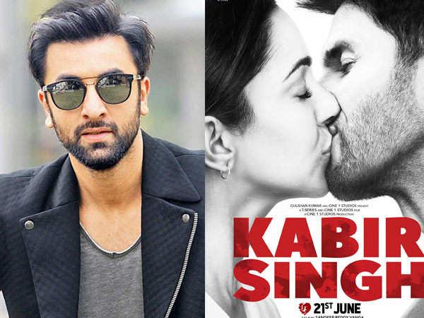 Ranbir Kapoor to work with Kabir Singh director Sandeep Reddy Vanga