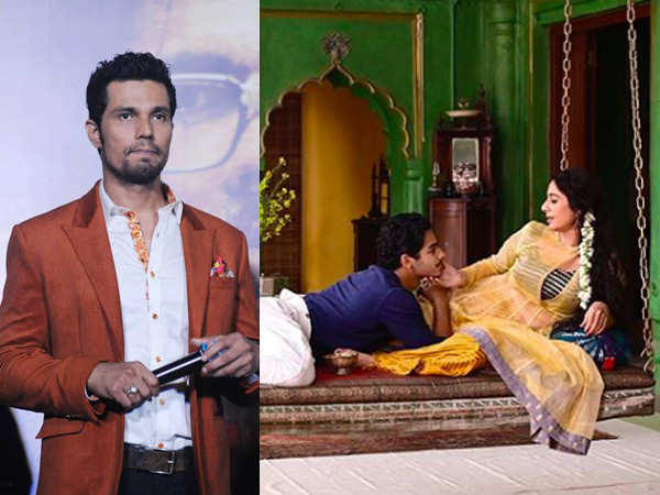 Randeep Hooda clears the air around his exit from A Suitable Boy