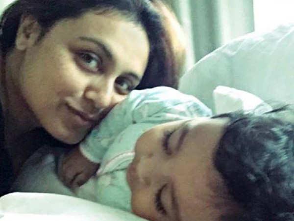 Here's how Rani Mukerji is celebrating Adira's fourth birthday today