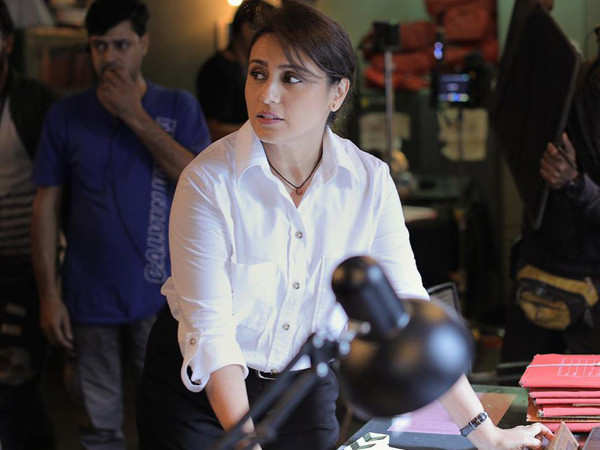 Rani Mukerji to hold a screening of Mardaani 2 for police officers