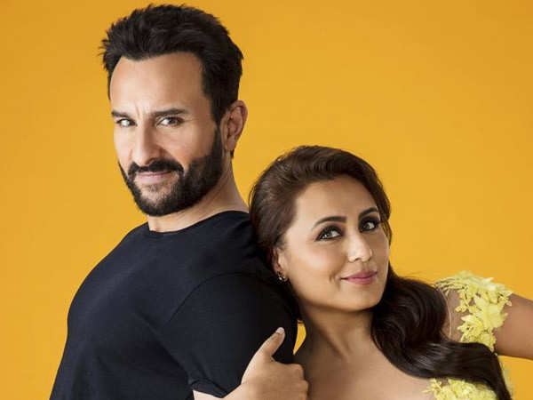 Saif Ali Khan and Rani Mukerji to reunite with Bunty Aur Babli 2