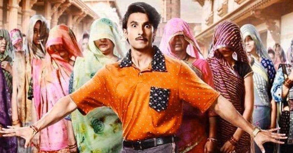 Ranveer Singh's first look as Jayeshbhai Jordaar ...