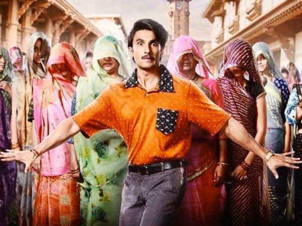 Ranveer Singh's first look as Jayeshbhai Jordaar