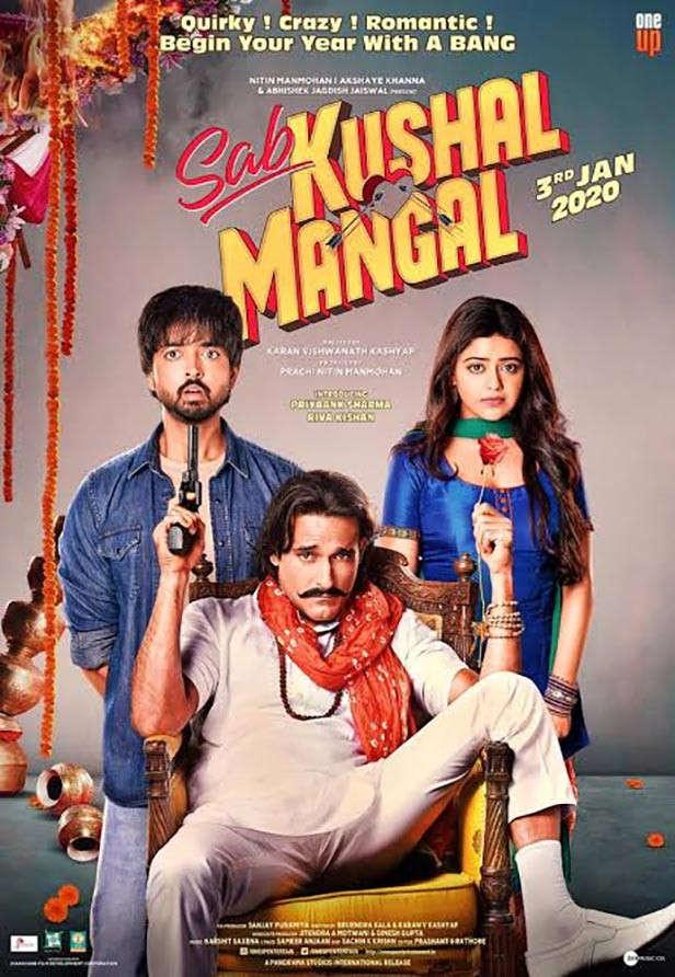 Sab Kushal Mangal Yaklaşan Bollywood Filmleri 2020