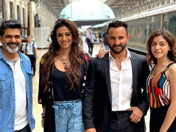 Saif Ali Khan and Tabu's Jawaani Jaaneman to release on this date