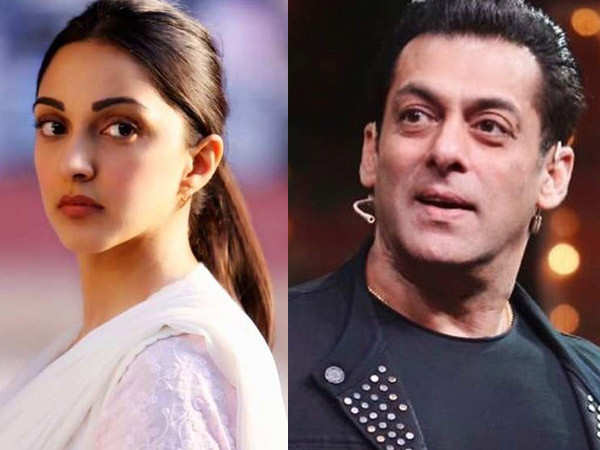 Fortunate to have Salman Khan as my mentor. - Kiara Advani