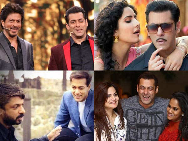 10 times Salman Khan broke the internet in the year gone by