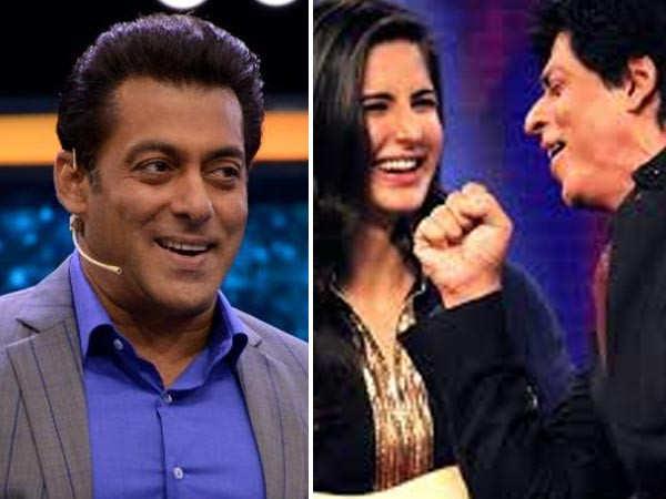 Shah Rukh Khan, Katrina Kaif to attend Salman Khan's birthday party