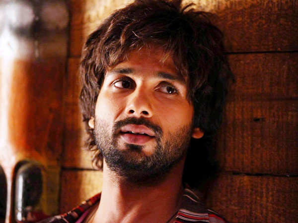 Here's why Shahid Kapoor cried four times when he saw Jersey