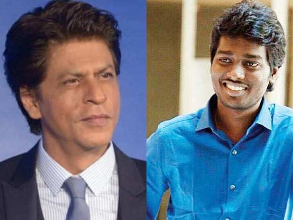 Did Shah Rukh Khan want Atlee's project to be rewritten?