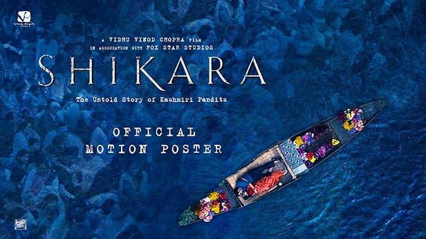 Shikara gelecek bollywood film 2020