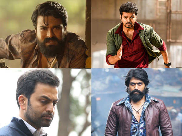 Nominations for the 66th Filmfare Awards (South) 2019