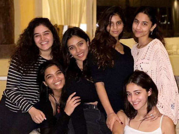 Suhana, Aryan and AbRam Khan have a relaxing weekend in Alibaug