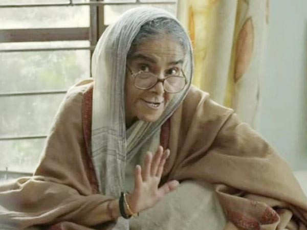 Surekha Sikri Gets a Standing Ovation at the 66th National Film Awards