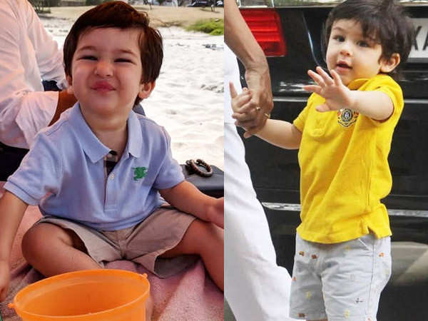 10 pictures of Taimur Ali Khan that broke the internet this year