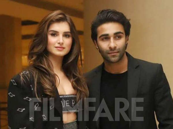 Tara Sutaria and Aadar Jain confirm being together