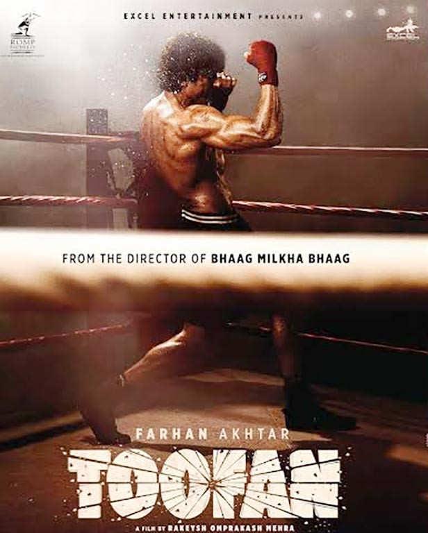 Toofan Yaklaşan Bollywood Filmleri 2020