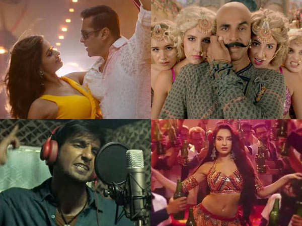Top 20 most loved songs of the year