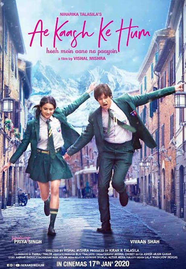Yaklaşan Bollywood Filmleri 2020 Ae Kash Ke Hum