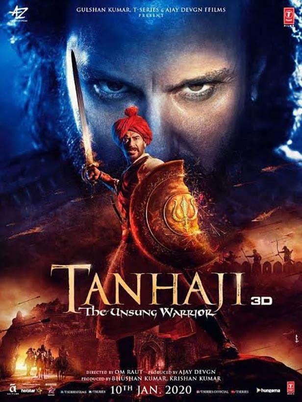 Yaklaşan Bollywood Filmleri 2020 Tanhaji
