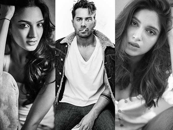 Here's the title of Varun Dhawan, Bhumi Pednekar and Kiara Advani's next