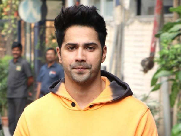 Varun Dhawan reacts to the citizenship law row