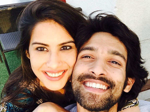 Vikrant Massey and Sheetal Thakur get engaged in an intimate ceremony