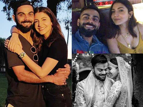 Anniversary special: Check out these stunning pictures of Virat Kohli and Anushka Sharma