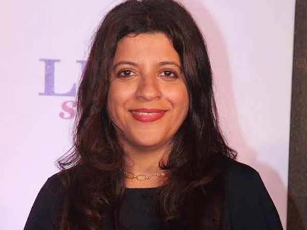 Zoya Akhtar is super excited as she gets set to attend the International Emmys