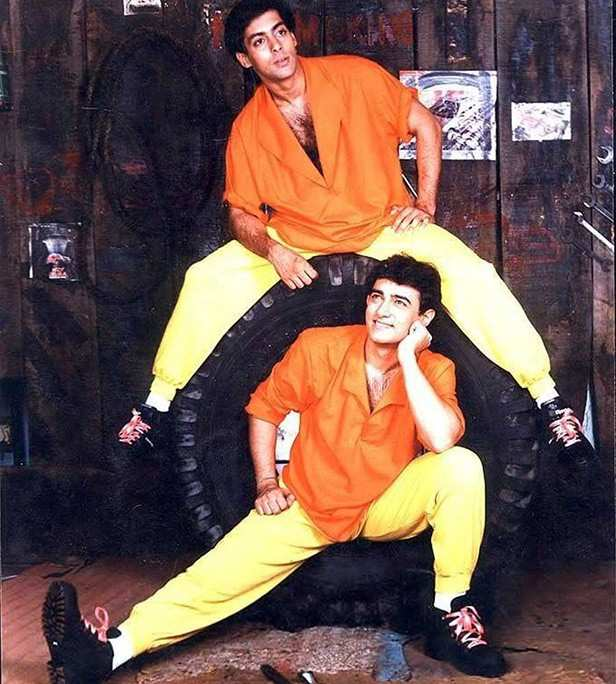 Aamir Khan repsonds to rumours of Andaz Apna Apna remake