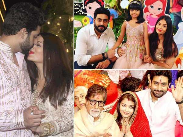15 endearing family pictures of birthday star Abhishek Bachchan