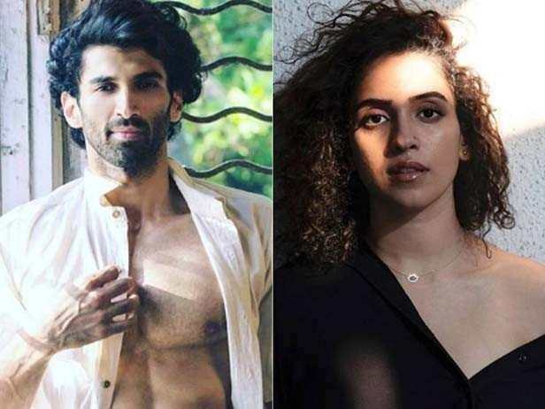 Aditya Roy Kapur and Sanya Malhotra begin shooting for Anurag Basu's next