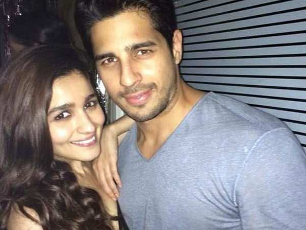 """""""There is too much history between Sid and I."""" – Alia Bhatt"""
