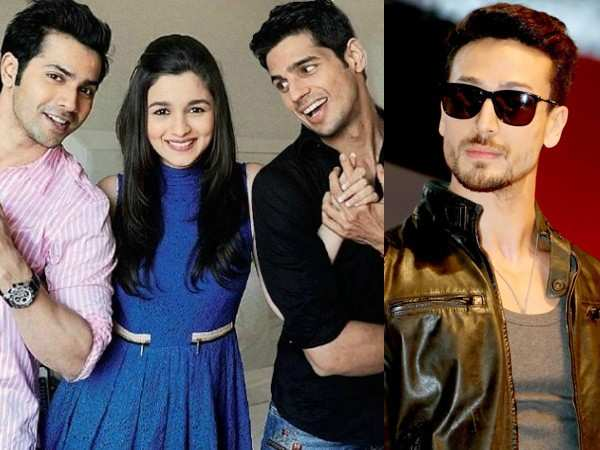 Alia Bhatt to shoot with Tiger Shroff for a special song from SOTY 2