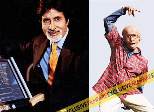 Amitabh Bachchan Exclusive