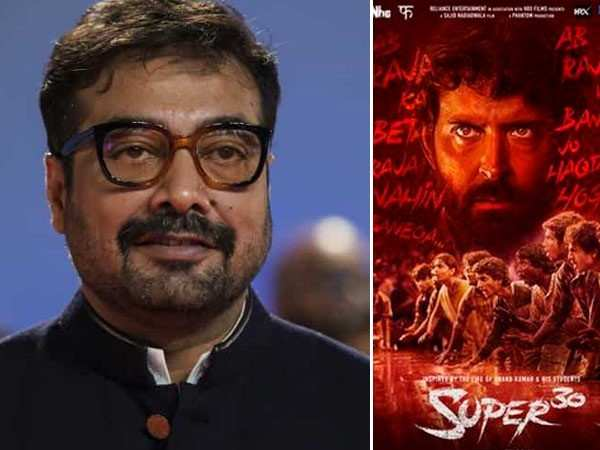 Anurag Kashyap to now handle the post-production work of Super 30