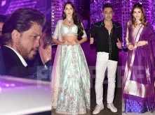 Shah Rukh Khan, Raveena Tandon, Bobby Deol & more at Azhar Morani's sangeet