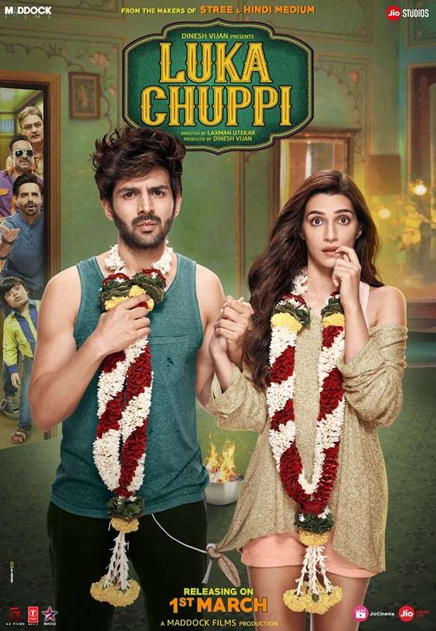 Duniya from Luka Chuppi is sure to put you in a romantic