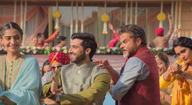 Ek Ladki Ko Dekha Toh Aisa Laga, Sonam Kapoor