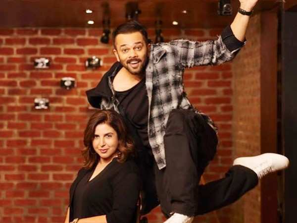 Farah Khan and Rohit Shetty collaborate for the biggest action comedy ever