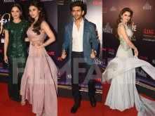 Kartik Aaryan, Ankita Lokhande, Mouni, Urvashi shine at Tea Valley Filmfare Glamour And Style Awards