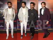 Ayushmann, Rohan, Vicky, Vikrant and more at Tea Valley Filmfare Glamour And Style Awards