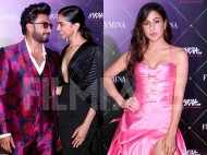 Deepika Padukone, Ranveer Singh attend Nykaa Femina Beauty Awards