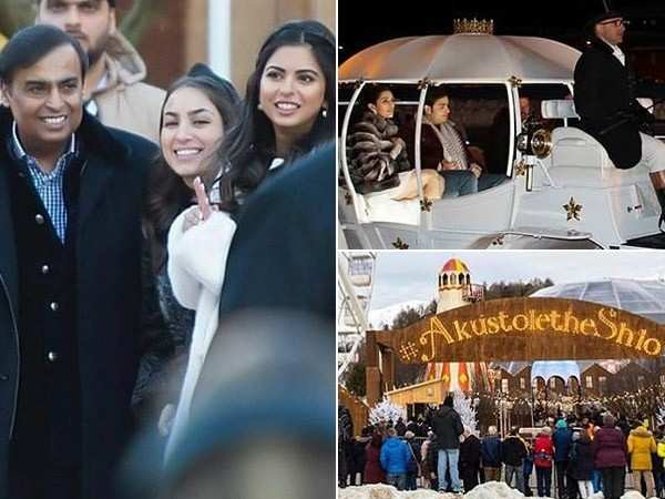 Ranbir Kapoor-Alia Bhatt attend Akash Ambani's pre-wedding bash in Switzerland