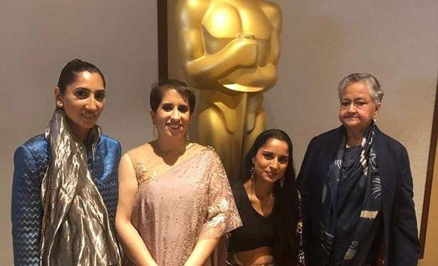 Guneet Monga grabs an Oscar for documentary Period. End of Sentence