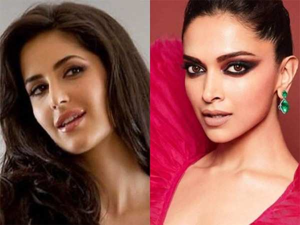 Here's what Deepika Padukone commented on Katrina Kaif's Instagram post