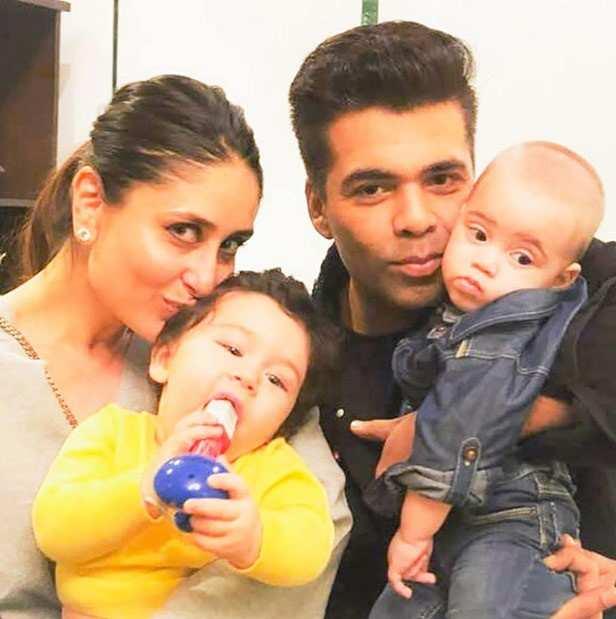 Karan Johar to host a grand birthday bash for twins Roohi and Yash